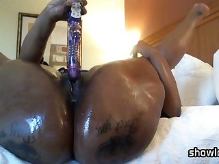 Stimulating Ebony BBW Whore
