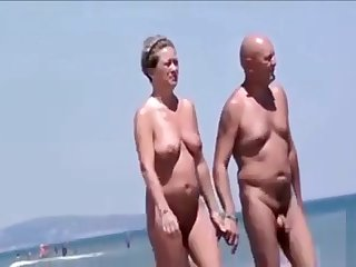 Nude Beach - Hot Public Sex