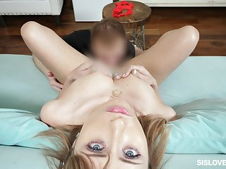 Hot and curmudgeonly main Daphne Dare gets rid of thongs and gets pussy licked