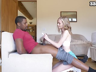 Isiah Maxwell bangs anal hoel and grasping teen pussy of blondie Alicia Williams