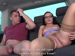Wendy's wet satisfied pussy looks so delicious after a good fuck