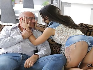 Ass, Dad, Daddy, Old, Teen, Young
