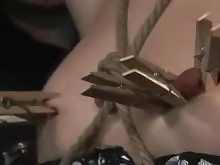 Sasha Grey crazy BDSM porn video