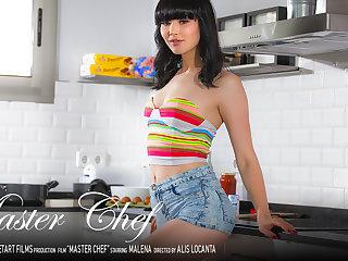Master Chef - Malena - Met-Art