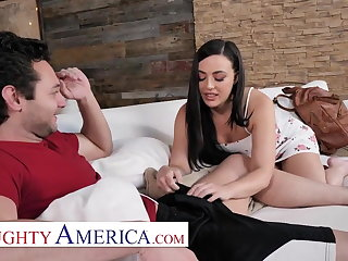 Naughty America - Whitney Wright fucks her friends brother