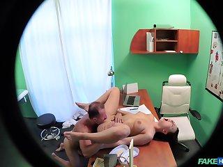 Amazing voyeur scenes when eradicate affect doc fucks eradicate affect hot covering
