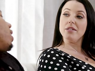 Angela White is a beautiful, blue eyed brunette who likes to cheat on her partner