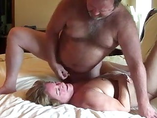 Wife and economize on hidden cam