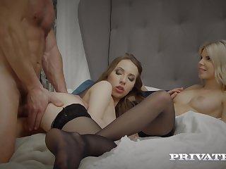 Silvia Dellai In Olivia Sin & Lina Mercury - Hot Mai